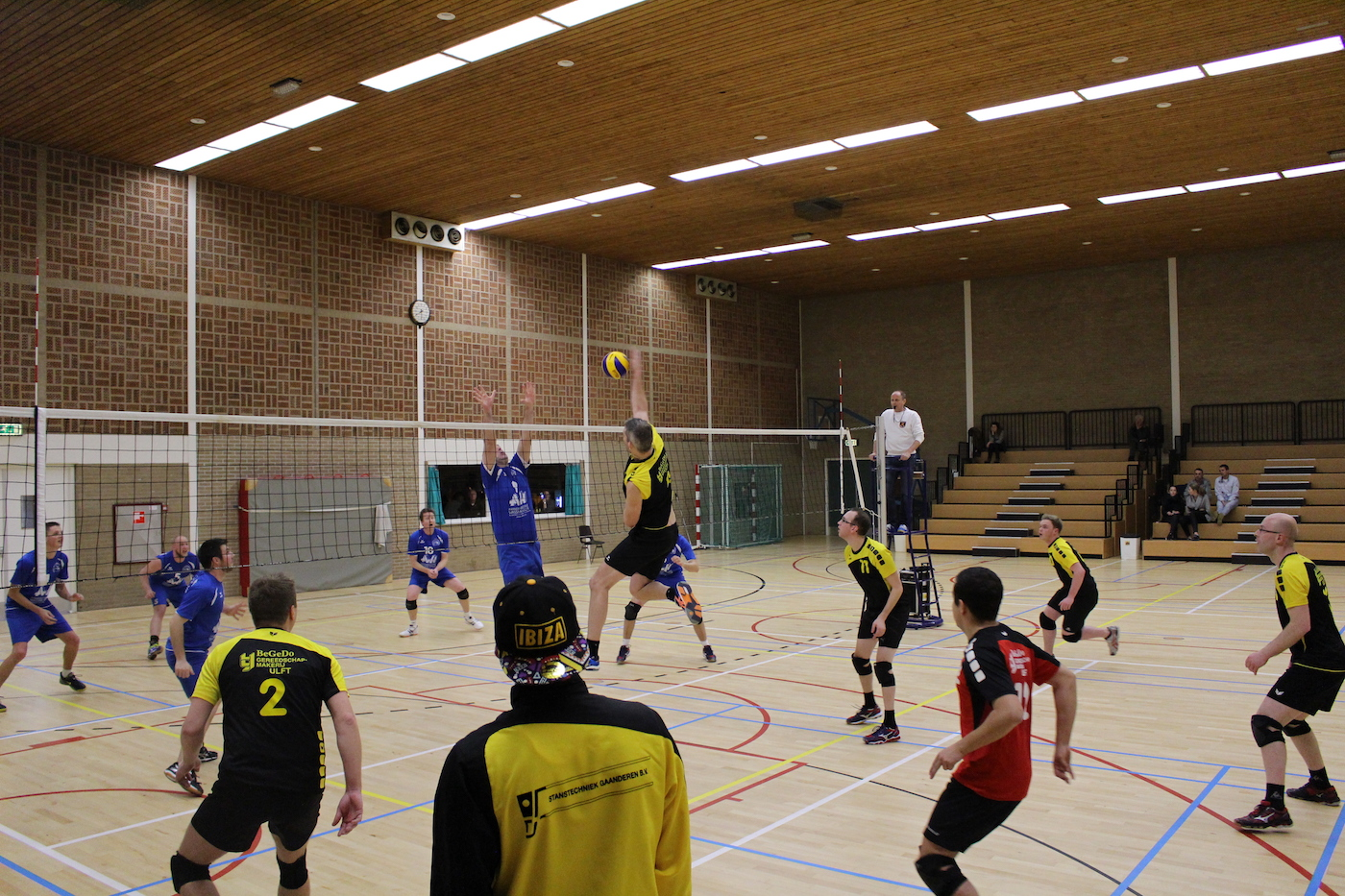 Volleybalvereniging Volga - Heren 2